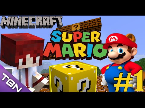 Minecraft Mario Bros #1[พี่โบ้ทพี่เป้] มาริโอ้อออออ