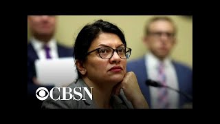 Rep. Rashida Tlaib says she won't visit Israel after all