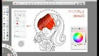 Basics of Sketchbook Pro (UPDATED TUTORIAL)