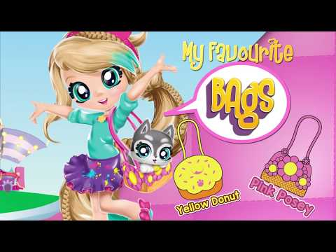 Stephanie (Meet The Bestie) - Best Furry Friends | Videos for Kids