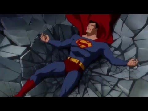 Justice League Defeated