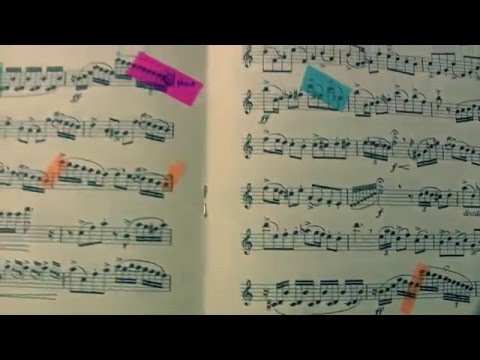 The Better Way to Mark Up Your Music (Oh and, Piazzolla Tango Etude #3)