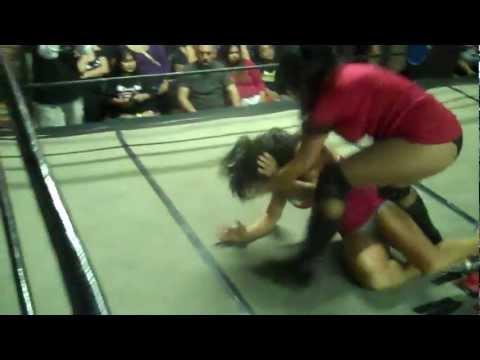 Jezabel vs Jennifer Thomas - Pro Style Match from YouTube · Duration:  5 minutes 31 seconds