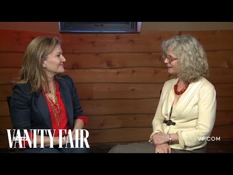 "Blythe Danner Talks to Vanity Fair's Krista Smith About the Movie ""Hello I Must Be Going"""