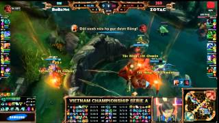 17 05 2015 bm vs 269 highlight vcsa ma h 2015 tuần 1