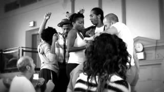 The Bodyguard - Rehearsal Blog Ep. 2: Debbie Kurup, Holly James and Ollie Le Sueur