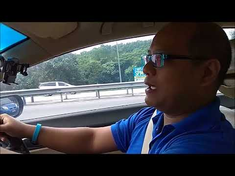 Driving to Johor for TEDx USMC