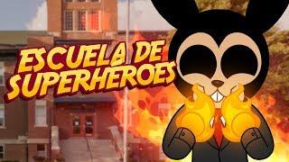 ROBLOX: ESCUELA DE SUPERHÉROES   SuperHero HighSchool