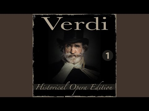 Nabucco: Act II - 'Deh, Fratelli, Perdonate!' (Anna, Ismaele, Fenena, Zaccaria, Abdallo)