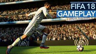 FIFA 18 - Warum ist die Demo deutlich langsamer als FIFA 17?
