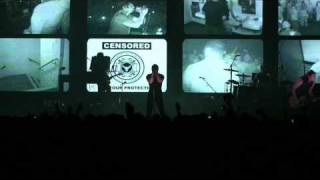Nine Inch Nails - Survivalism 720p from the LITS Tour 2008/12/07 Portland, OR