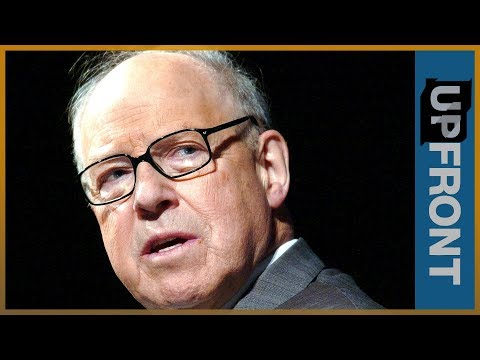 UpFront - Hans Blix on the threat of nuclear war