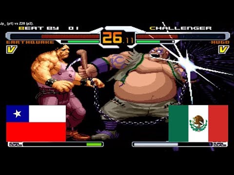 Svc Chaos Snk Vs Capcom Plus Jp (chile) VS Z28 (mexico) Fightcade