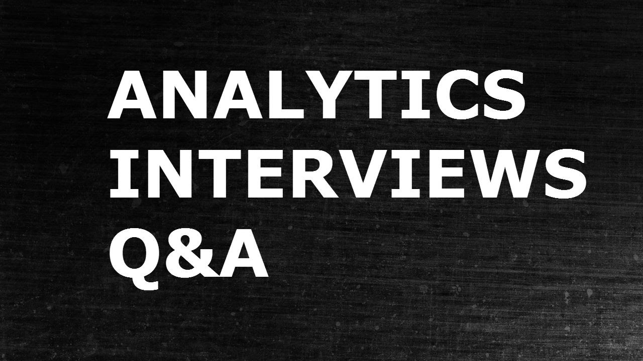 faq answers analytics interview q a discussion data science faq answers 1 analytics interview q a discussion data science