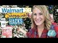 Christmas shop with me at WALMART! 🎄 7 ways I save HUGE!