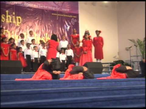 Awesome Wonder (MT Children's Choir) Presents
