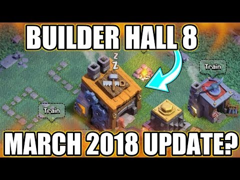 MARCH 2018 UPDATE | TH12 , BUILDER HALL 8 OR CLAN GAMES PART 2 | LET'S FIND OUT