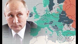 El Incierto Futuro de Europa recae en las Acciones tomadas desde el kremlin