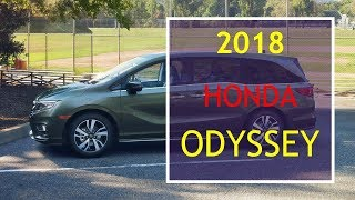 2018 Honda Odyssey 2019 infotainment exterior mat watson car reviews