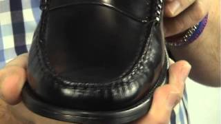 Delicious Junction Detroit Penny Loafer Black