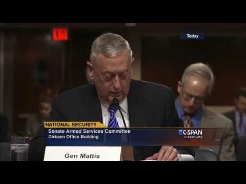 General Mattis On Our Country's Fiscal Future