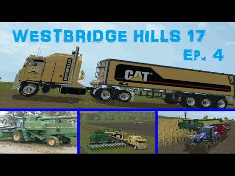 Mr. Blue Farm's @ West Bridge Hills, P. C. Edition, Ep.4, Leasing Harvesting Equipment!!