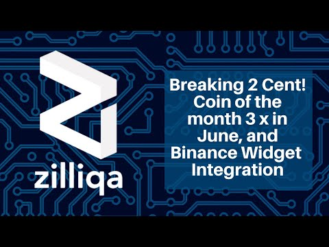 another-coin-of-the-day,-2-cent-annihilation,-and-binance-us-widget-integration---zilliqa-is-on-fire