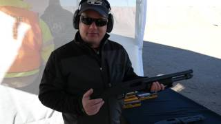 mossberg 590 shockwave and compact cruiser aow 2017 shot show industry day at the range