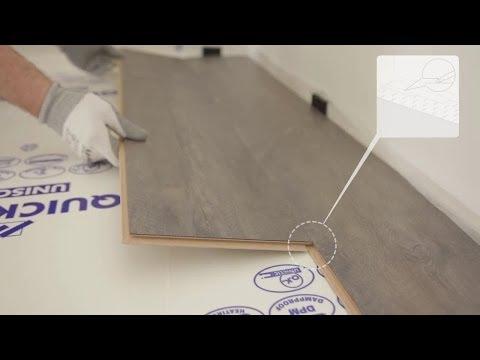0 - Як встановити плінтуса на ламінат?