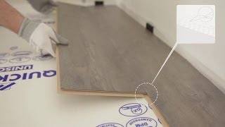 Укладка ламината. Установка порогов и плинтусов.(, 2014-05-27T08:27:42.000Z)