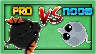 MOPE IO NOOB VS  PRO  MUST WATCH