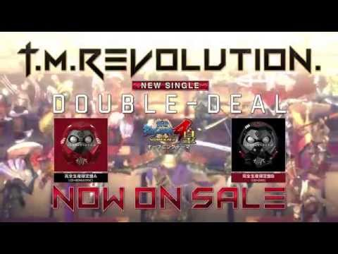 T.M.Revolution 「DOUBLE-DEAL」SPOT 15秒 ver.