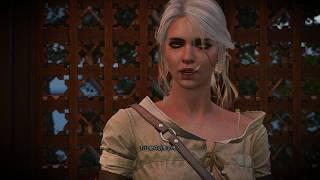 The Witcher 3 triss x ciri