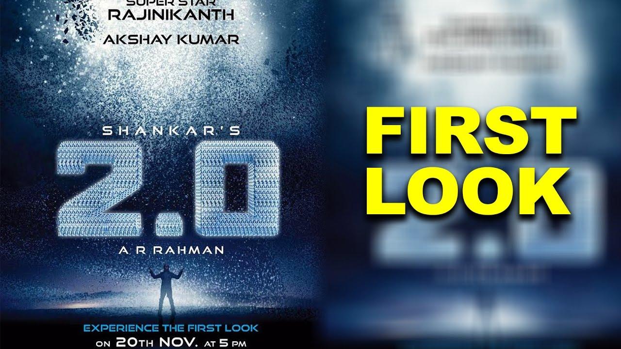 Shankar\'s 2.0 First Look - Rajinikanth, Akshay Kumar - AR Rahman ...