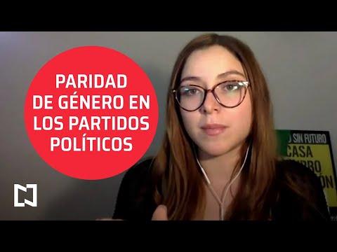 Paridad de género en las gubernaturas - Punto y Contrapunto
