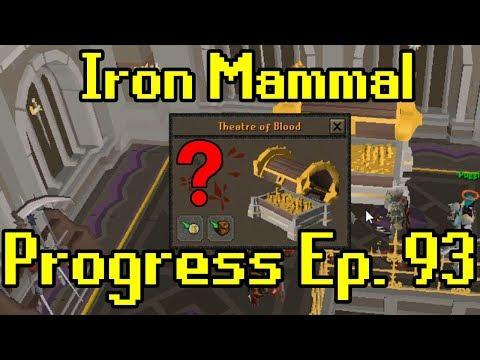 Oldschool Runescape - 2007 Iron Man Progress Ep. 93 | Iron Mammal