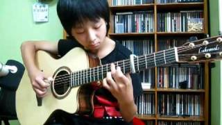 (Westlife) You_Raise_Me_Up - Sungha Jung