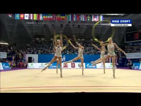 Russia 6 Clubs + 2 Hoops EF 2016 Moscow Grand Prix