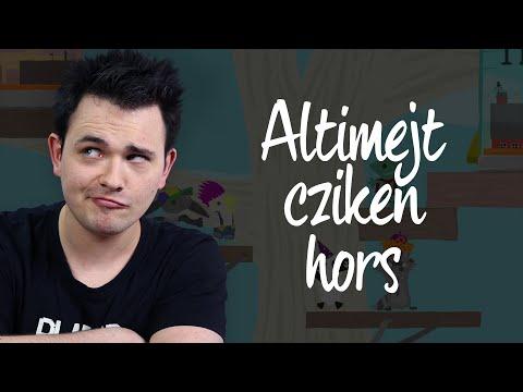 Szop Frajer! | Ultimate Chicken Horse [#1]