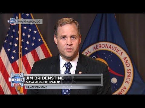 NASA Administrator Jim Bridenstine | Huckabee