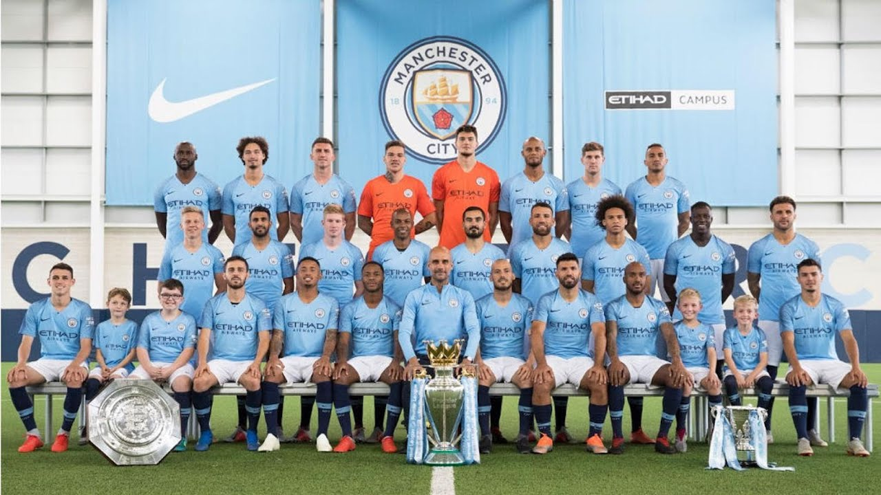 List Of All Manchester City Fc Players