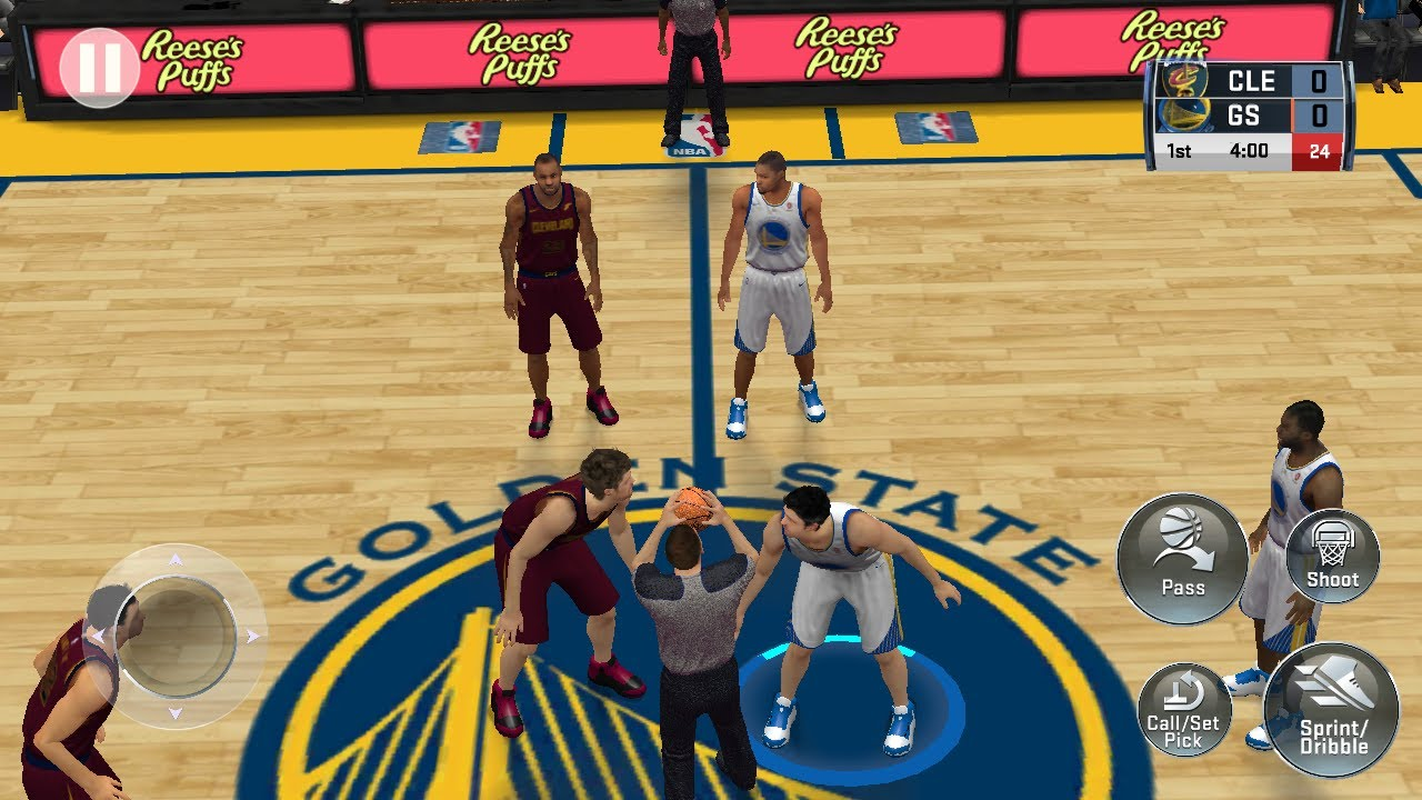 nba live 14 apk free download