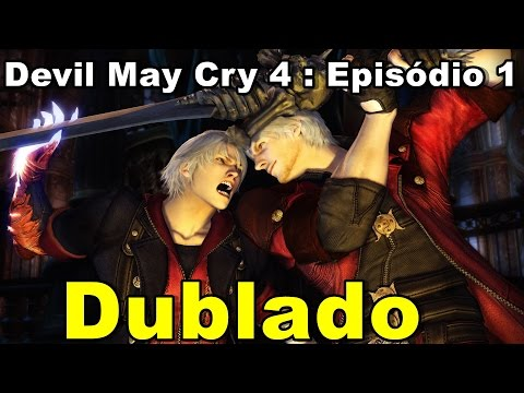 Trailer do filme Devil May Cry 4 - O Filme