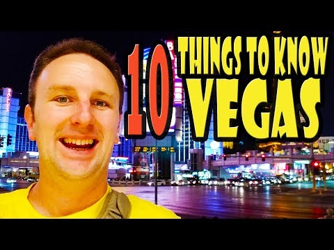 Las Vegas Travel Tips: 10 Things to Know Before You Go to La
