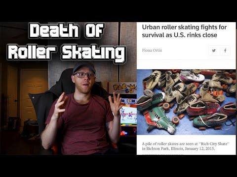 The Death Of Roller Skating In America