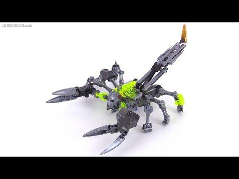 LEGO Bionicle Skull Scorpio alternate design MOC