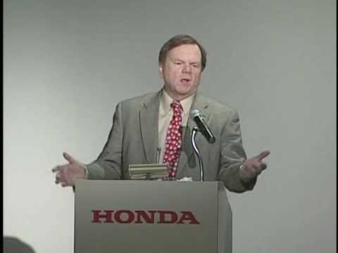 Terry Addresses the CA Hydrogen Business Council - 1 of 3