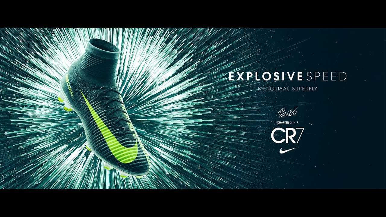 66736184b006 Nike Mercurial Superfly V CR7 Chapter 3: Discovery AG-PRO - Seaweed/Volt