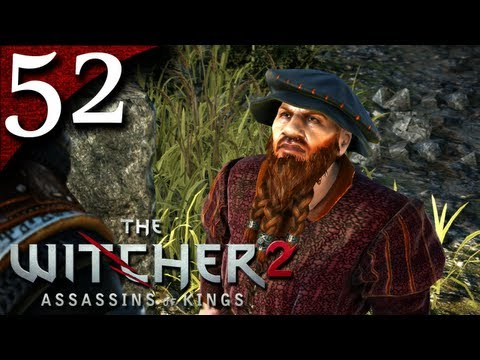 Let's Play The Witcher 2 [BLIND] - Part 52 - The Head of Yahon's Spear [Roche's Path]