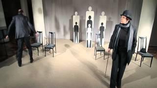 """""""Я вольны!"""" - спектакль Нацыянальнага акадэмічнага драматычнага тэатра імя Якуба Коласа."""